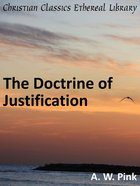 The Doctrine of Justification eBook