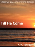 Till He Come eBook