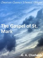 Gospel of St. Mark eBook