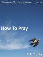 How to Pray eBook