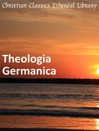 Theologia Germanica eBook