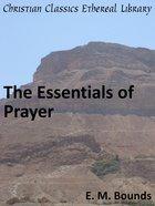 Essentials of Prayer eBook