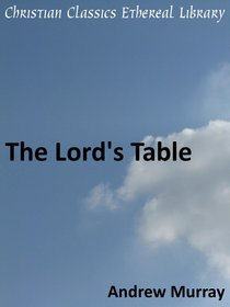 The Lords Table