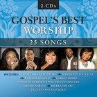 Gospels Best Worship Double CD