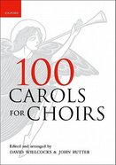 100 Carols For Choirs (Music Book)