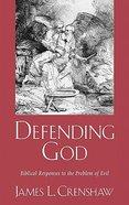 Defending God Hardback