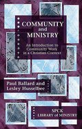 Community and Ministry Paperback