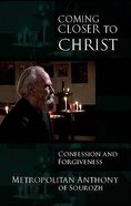 Coming Closer to Christ Paperback