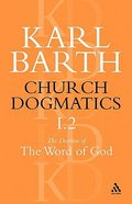 The Doctrine of the Word of God Part 2 (#1 in Church Dogmatics Series) Paperback