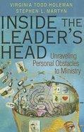 Inside the Leader's Head Paperback