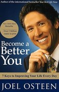 Become a Better You Paperback