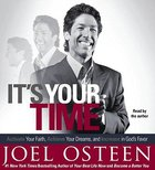 It's Your Time (Unabridged 5 Cds) CD