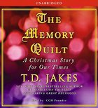 Memory Quilt, the (Unabridged) (4 Cds) CD