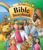 My First Bible Storybook Hardback