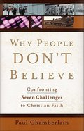 Why People Don't Believe Paperback