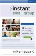 Instant Small Groups Paperback