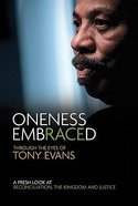 Oneness Embraced Hardback