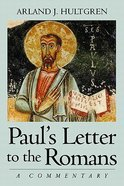 Paul's Letter to the Romans Hardback