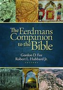 The Eerdmans Companion to the Bible Hardback