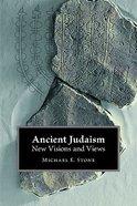 Ancient Judaism Paperback