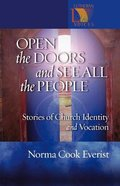 Open the Doors and See All the People Paperback