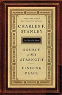 The Source of My Strength / Finding Peace  (Two Volumes In One) Hardback