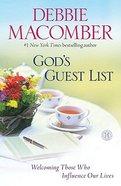 God's Guest List Paperback