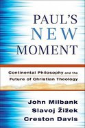 Paul's New Moment Paperback