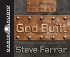 God Built: Joseph (#01 in Bold Men Of God Series) CD