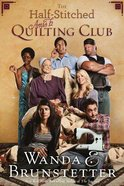 The Half-Stitched Amish Quilting Club (#01 in Half-stitched Amish Quilting Club Series) Paperback