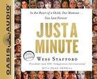 Just a Minute (Unabridged, 6cds) CD