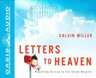 Letters to Heaven (4 Cds, Unabridged) CD