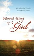 Beloved Names of God Mass Market