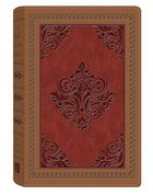 KJV Study Dicarta Antique Imitation Leather