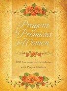 Prayers and Promises For Women Hardback