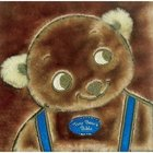 Tiny Bear's Bible (Faux Fur) (Blue) Board Book