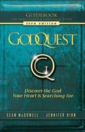 Godquest Teens Study Guide Paperback