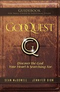 Godquest Guidebook Paperback
