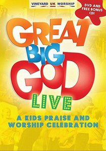 Great Big God Volume 4
