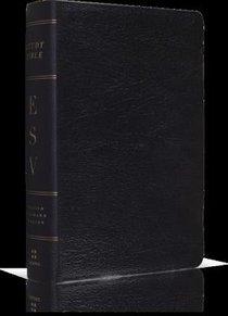 ESV Study Bible Personal Size Black