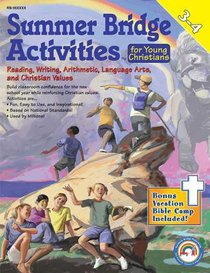 Summer Bridge Activities For Young Christians (Grades 3-4)
