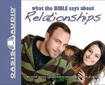 What the Bible Says About Relationships