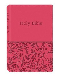 KJV Deluxe Gift and Award Dicarta Pink