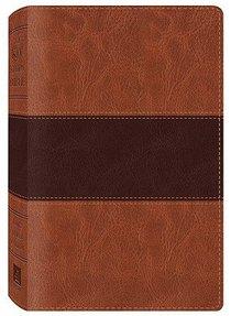 KJV Study Bible Brown Dicarta