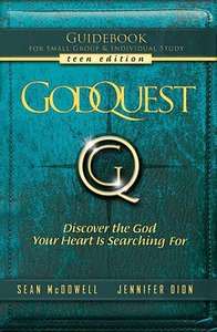 Godquest Teens Study Guide