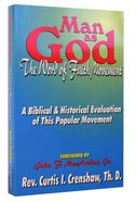 Man as God Paperback