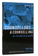 Counsellors & Counselling