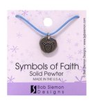 Symbols of Faith Pendant: Sheep John 10:11