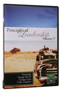 George Verwer, George Carey, Colin Urquhart (#05 in Principles Of Leadership Series)