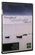 Luis Palau, Mal Fletcher, Terry Virgo (#09 in Principles Of Leadership Series) DVD